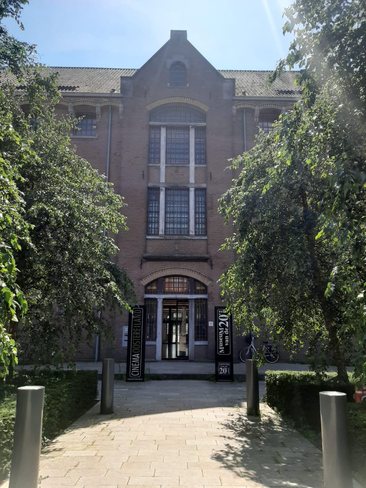 Oostereiland Hoorn Bioscoop