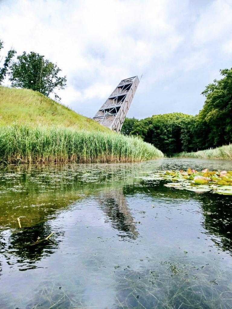 Uitkijktoren Pompejus Fort de Roovere Halsteren