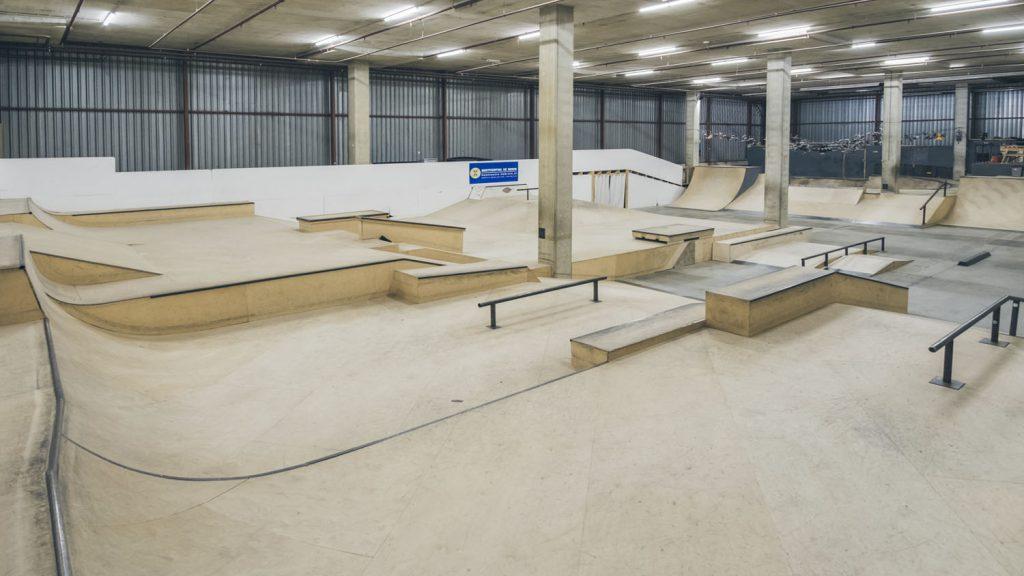 Skatepark De Fabriek Enschede