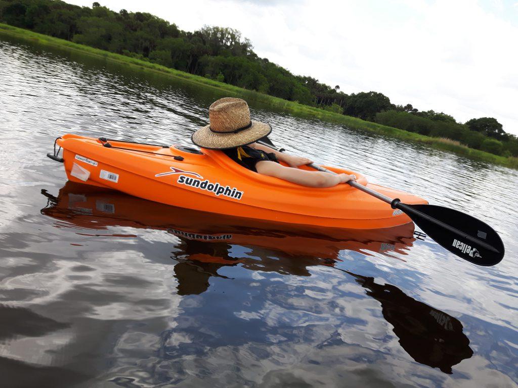 Kayak Biesbosch