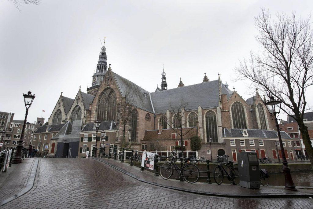Oude Kerk Amsterdam Religieuze gebouwen
