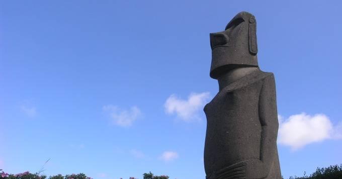 De Dromer van Rapa Nui