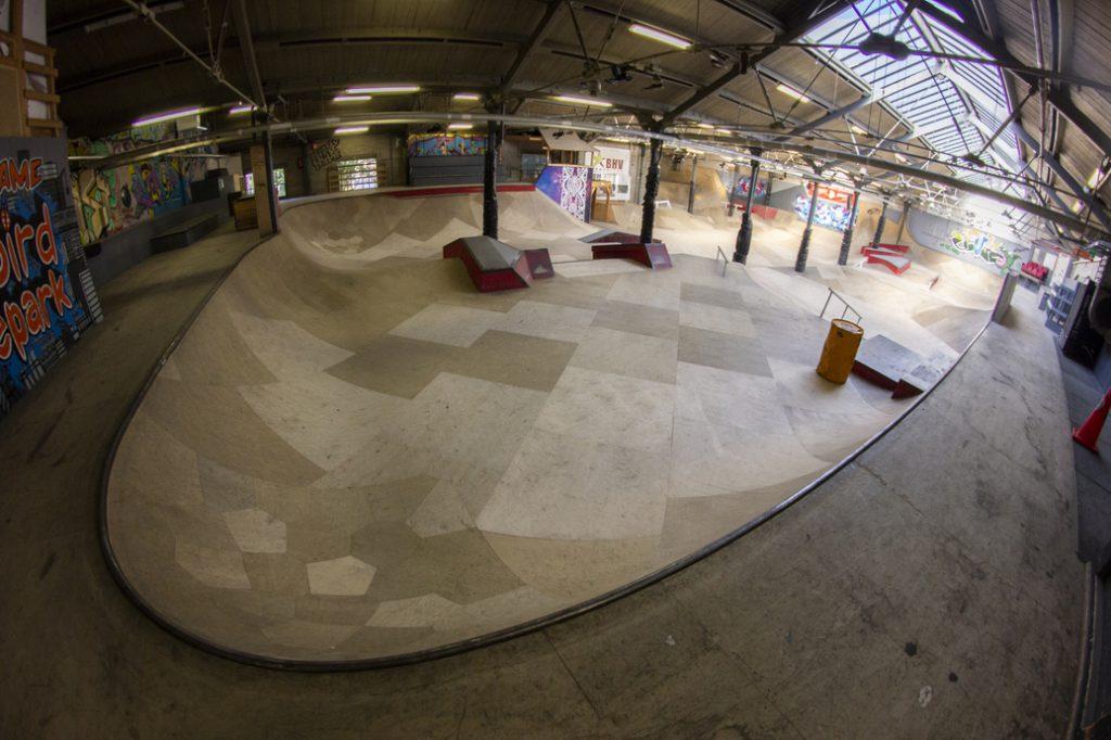 Ladybird Skatepark Tilburg