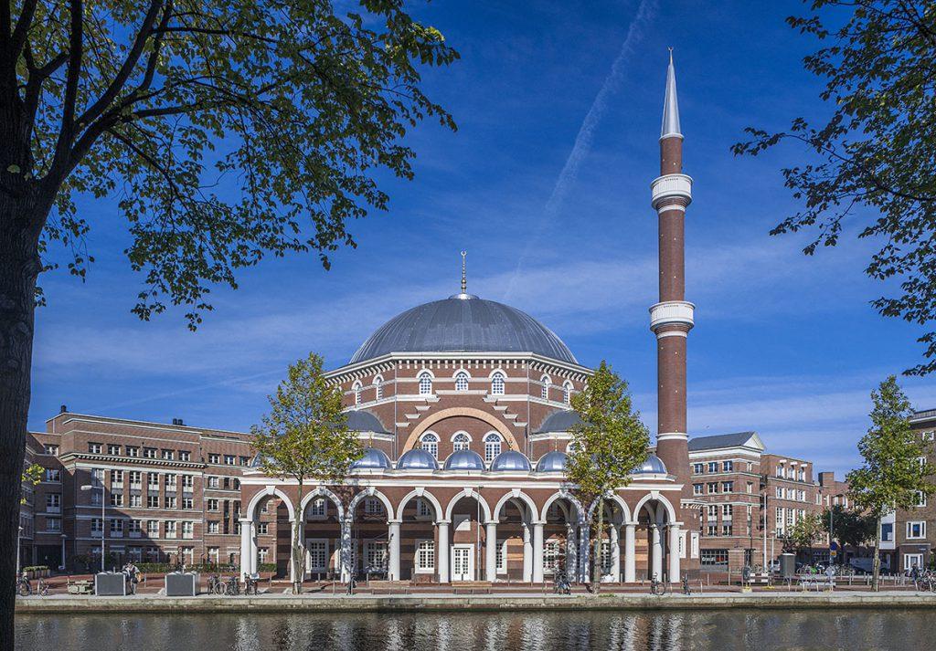 Westermoskee Amsterdam Religieuze gebouwen