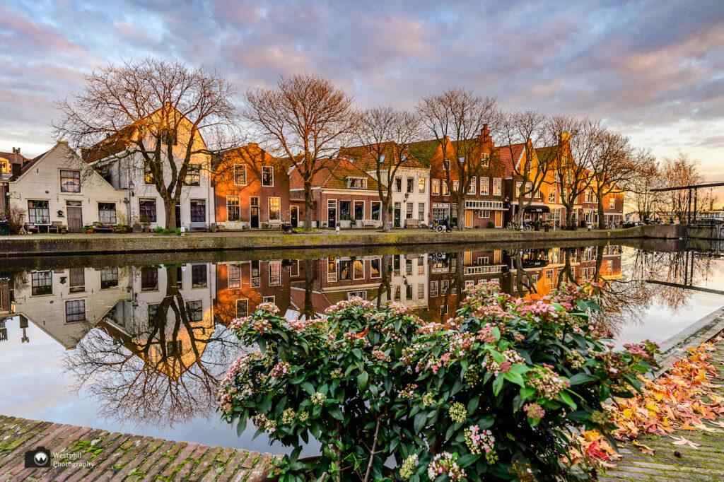 Spaarndam Wandelen in Noord-Holland