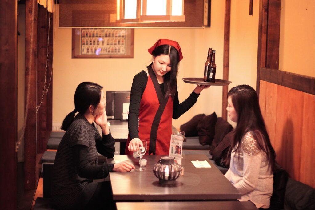 SET Genki Tei the hague japanese