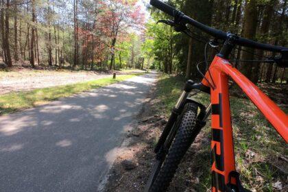 Mountainbiken Veluwe