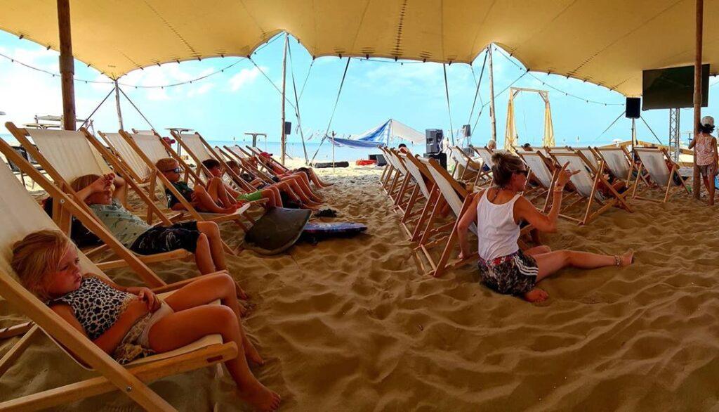 Bodhi Beach bioscoop Zandvoort