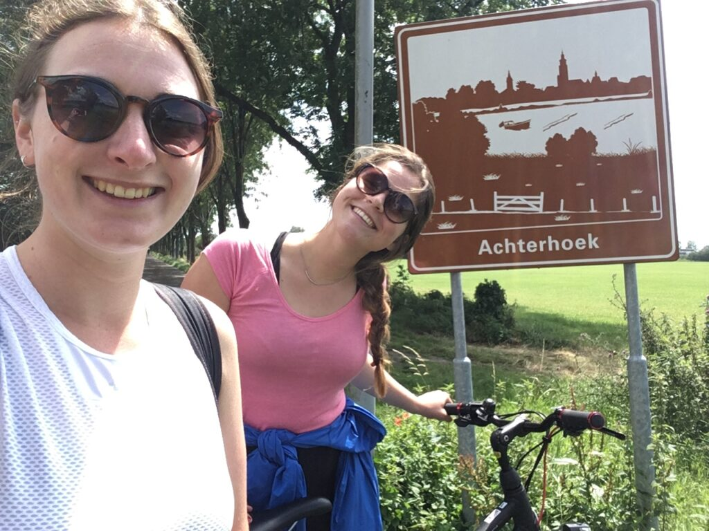 fietsvakantie amsterdam enschede