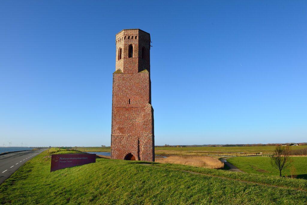 plompe toren uitzichten in nederland