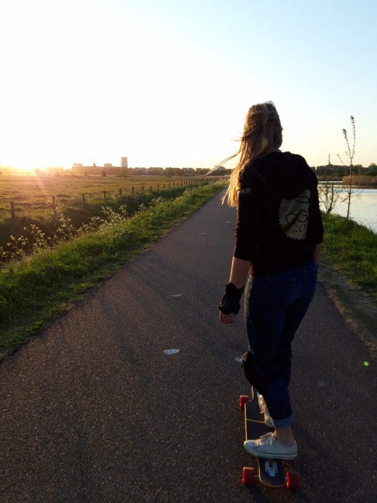 longboard en skateroutes in Den Bosch