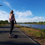 Longboarden Den Bosch