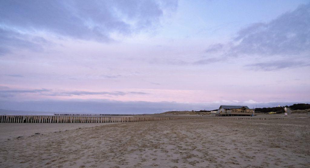 stranden van Zeeuws-Vlaanderen