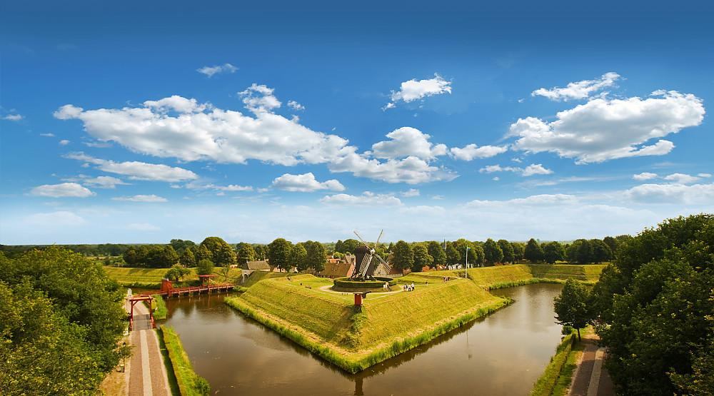 Westerwolde natuurgebieden in nederland