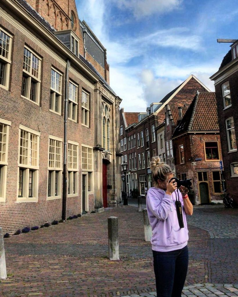 Walk & Bite Tour door Leiden
