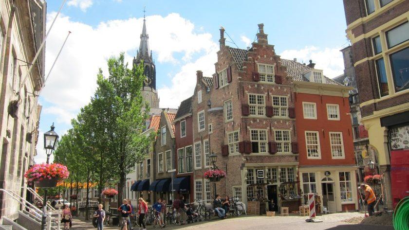 Delft indoor