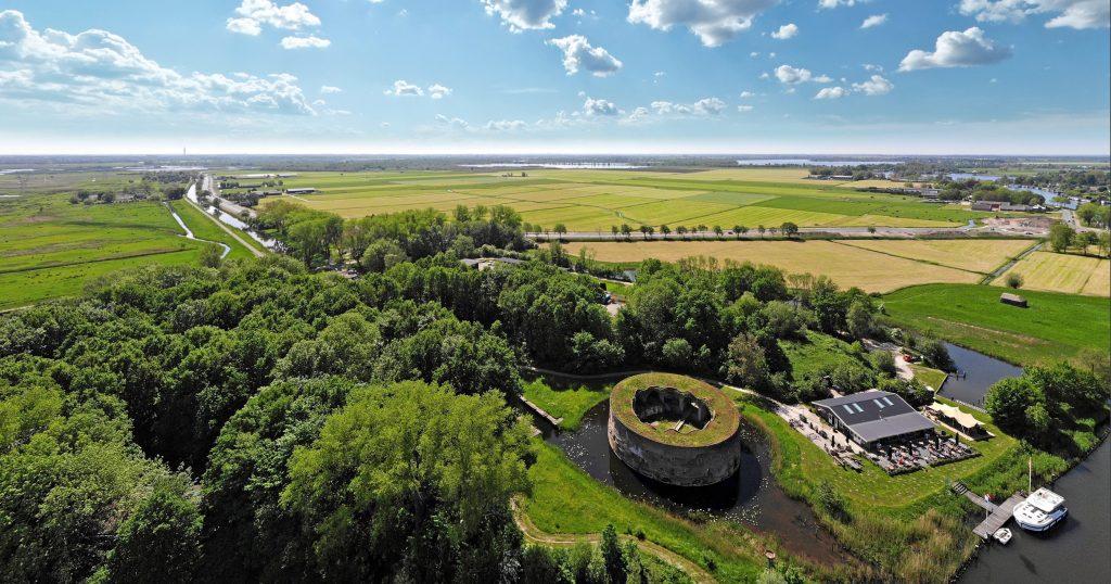 stelling van amsterdam Unesco World Heritage sites in Nederland