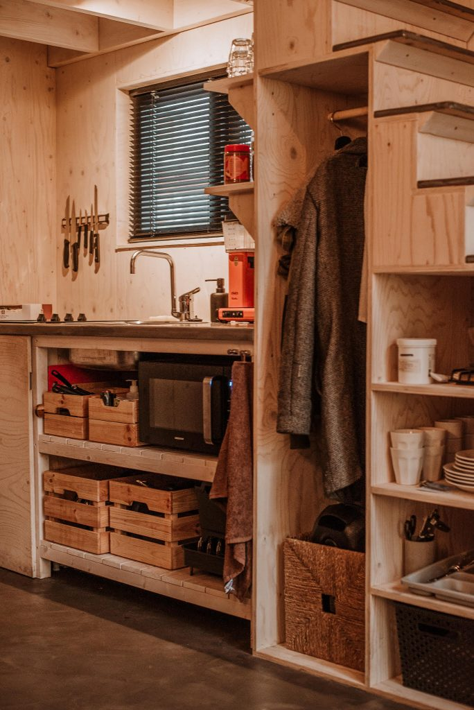 Tiny House De Kleine Beer