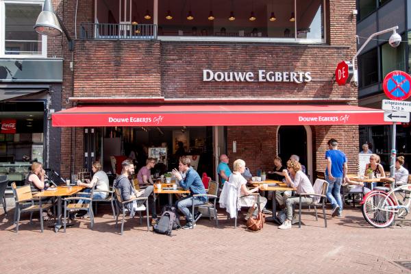DE Douwe Egberts cafe Leeuwarden