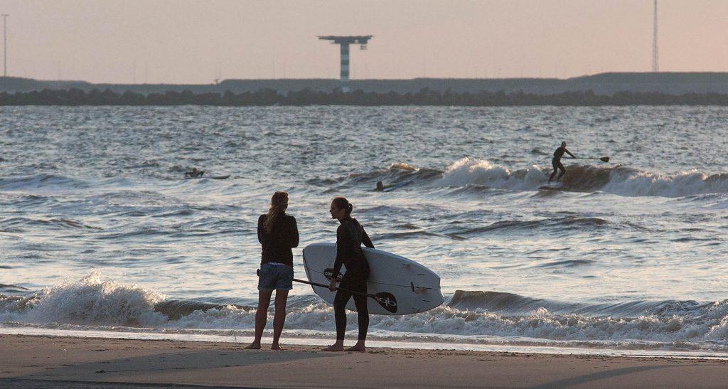 hoek van holland surfspots in nederland