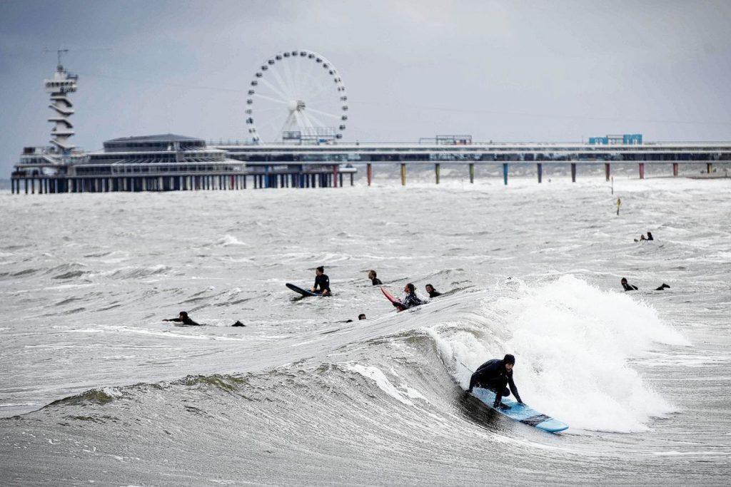 scheveningen surfspots in nederland
