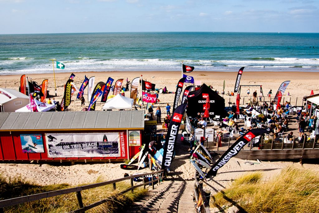 domburg surfspots in nederland